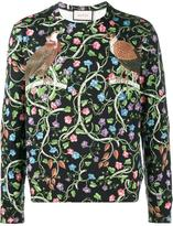 Gucci Birds of Prey sweatshirt - men - Cotton - S