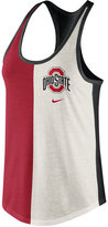 Nike Women's Ohio State Buckeyes Tri Divide Tank