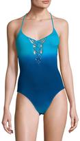 Nanette Lepore Solola Goddess One Piece Swimsuit