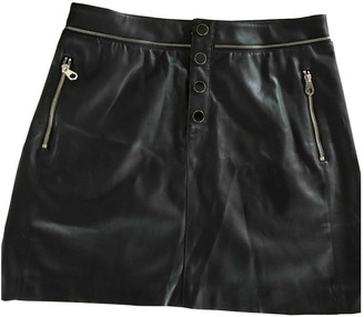 MANGO Black Skirt for Women