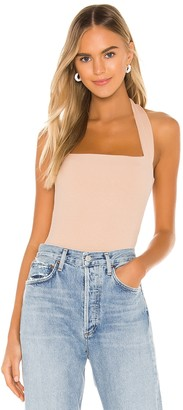 superdown Candice Halter Bodysuit