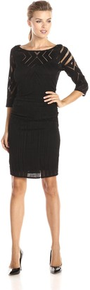 Tracy Reese Women's Back-Clasp Dress