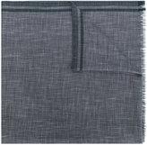 Loro Piana frayed edge scarf