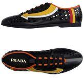 Prada Low-tops & sneakers