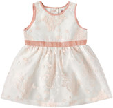 Cath Kidston Mono Spray Flowers Baby Organza Dress