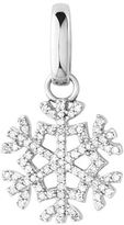 Links of London Diamond Snowflake Charm