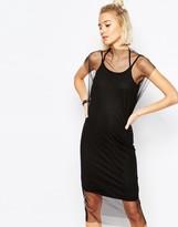 Cheap Monday Mesmerize Sheer Dress