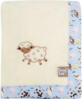 Trend Lab TREND LAB, LLC Baby Barnyard Receiving Blanket