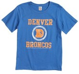 Junk Food Clothing Boy's 'Kick Off - Denver Broncos' T-Shirt
