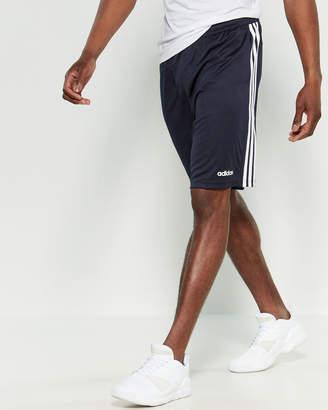 adidas Grey Design 2 Move Stripe Shorts