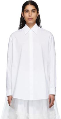 MM6 MAISON MARGIELA White Just Margiela Shirt