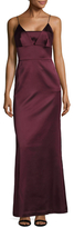 Bailey 44 Shoulder Strap Back Vent Maxi Dress