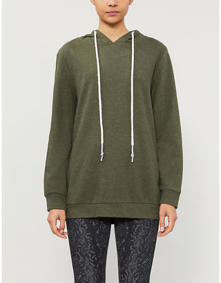 Varley Fink loose-fit cotton-blend sweatshirt