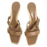Gucci Beige Sandals