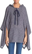 See by Chloe Women's Knit Hooded Poncho