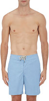 Faherty Men's Classic Board Shorts-BLUE