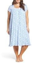 Eileen West Plus Size Women's Nightgown