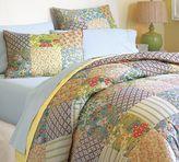 Millie Organic Patchwork Quilt & Sham