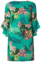 Dorothy Perkins Tropical print shift