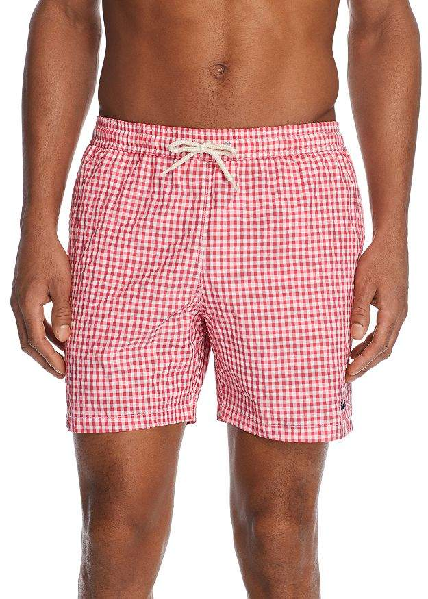 97f31903be Mens Gingham Shorts - ShopStyle