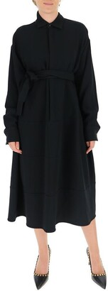 DSQUARED2 Belted Shirt Dress
