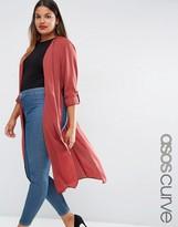 Asos Maxi Kimono with Side Splits
