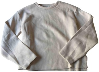 And other stories & Stories Ecru Cotton Knitwear for Women