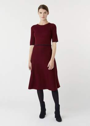 Hobbs Louise Knitted Dress