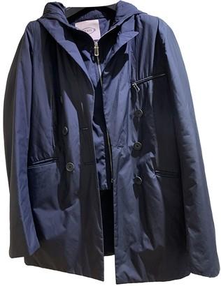 Tod's Navy Coat for Women