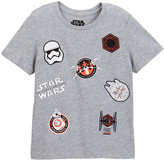 Mighty Fine Star War Patches (Little Boys)