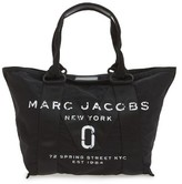 Marc Jacobs Small New Logo Tote - Black