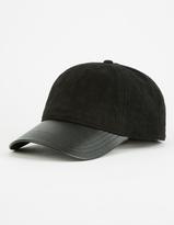 Bioworld Leather/Suede Womens Dad Hat