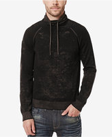 Buffalo David Bitton Men's Wintel Raglan-Sleeve Funnel-Neck Sweater
