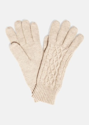 Phase Eight Kora Cable Knit Glove