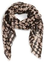 Sole Society Women's Sheer Shibori Scarf