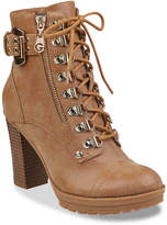 G by Guess Women's Gimmy Combat Boot