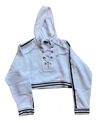 FENTY PUMA by Rihanna White Cotton Knitwear for Women