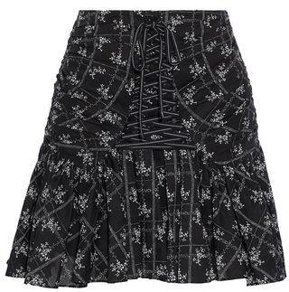 Cinq à Sept Knee length skirt
