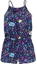 Old Navy Girls Printed PJ Rompers