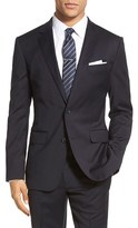Bonobos Men's Jetsetter Trim Fit Solid Stretch Wool Sport Coat