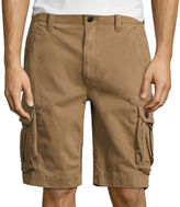 Arizona 10 1/2 Inseam Cargo Shorts with Flex Waistband