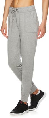 Reebok Women's Sweatpants GREY - 30'' Gray Heather Joggers - Women