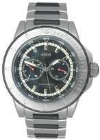 GUESS GUESS? Men's WaterPro U15021G1 Stainless-Steel Quartz Watch with Dial