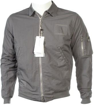 John Elliott Grey Cotton Jackets