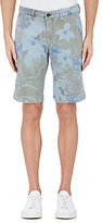 Mason MEN'S FLORAL COTTON-BLEND SHORTS