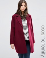 Asos Ultimate Cocoon Coat