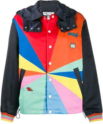 Mira Mikati hooded jacket