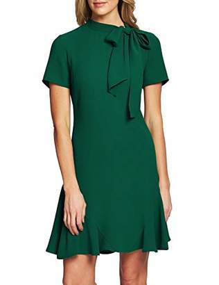 Church's Moyabo Ladies Dresses for Tunic Stretchy Juniors Vintage Dress with Sleeves