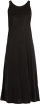 The Row Carla sleeveless jersey dress