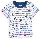 Hatley Infant Boy's Sailing Graphic T-Shirt